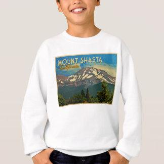Sweatshirt Cru de Shasta de bâti