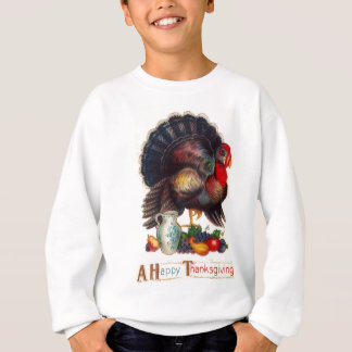 Sweatshirt Cru Turquie de bon thanksgiving