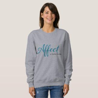 Sweatshirt d'adulte d'affect