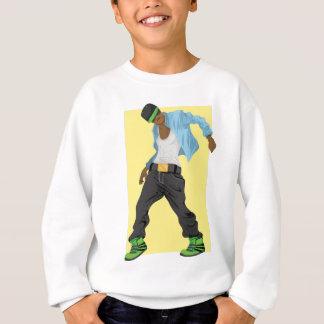Sweatshirt dancer