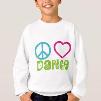 Sweatshirt Danse d'amour de paix
