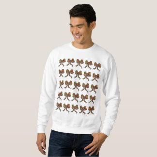 Sweatshirt d'arc de Noël