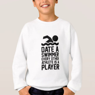Sweatshirt Datez un nageur