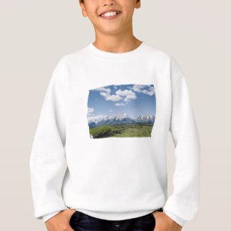 Sweatshirt de barrière de Teton