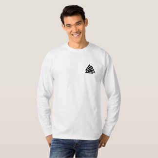 sweatshirt de base de triangle