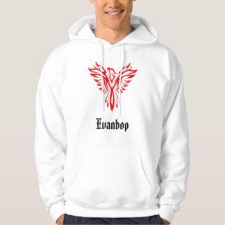 Sweatshirt de base d'Evanbop des hommes avec le