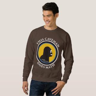 Sweatshirt de base : Homme des cavernes de Smart