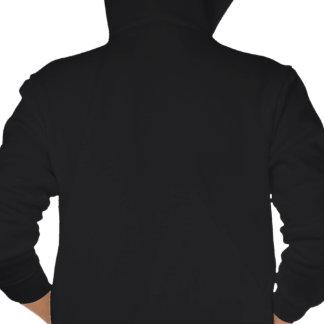 Sweatshirt de chiot de chien du loup de l'enfant d