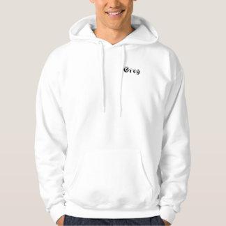 Sweatshirt de club d'ours blanc