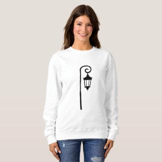 Sweatshirt de courrier de lampe de Wellesley