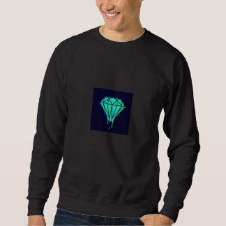 Sweatshirt de diamant