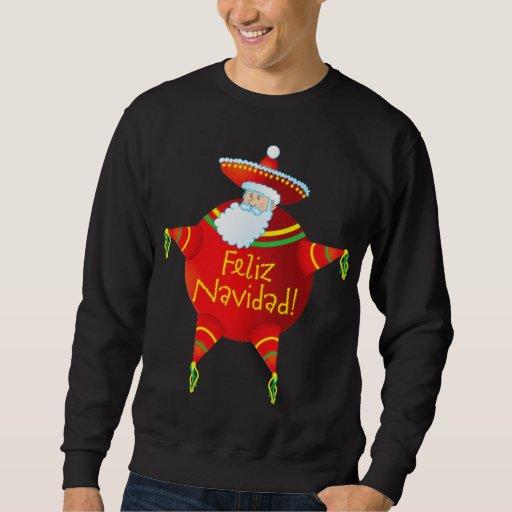 Sweatshirt de Feliz Navidad