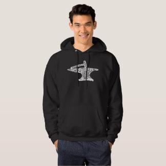 """Sweatshirt de ferronneries de Rhésus """"les peu """""""