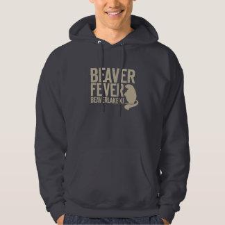 Sweatshirt de fièvre de castor