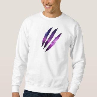 sweatshirt de galaxie