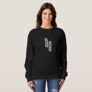 Sweatshirt de GG Crewneck dans le noir