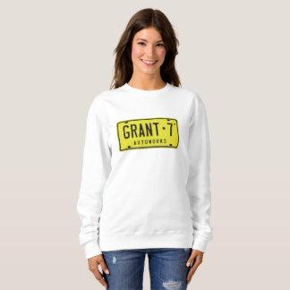 Sweatshirt de Grant 7 des femmes