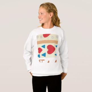 Sweatshirt de Hanes ComfortBlend® des filles de