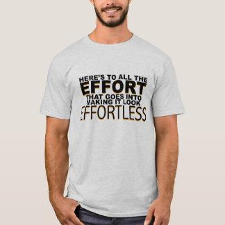 Sweatshirt de inspiration de dur labeur
