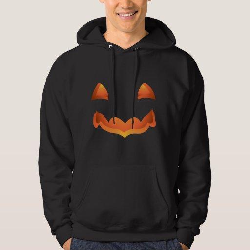 Sweatshirt de Jack-o'-lantern de citrouille de