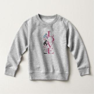 Sweatshirt de la heureuse Sainte-Valentin |