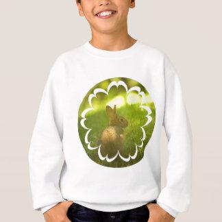 Sweatshirt de la jeunesse de lapin