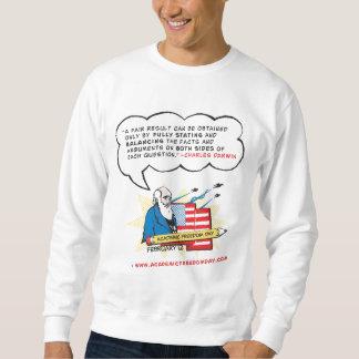 Sweatshirt de liberté de l'enseignement