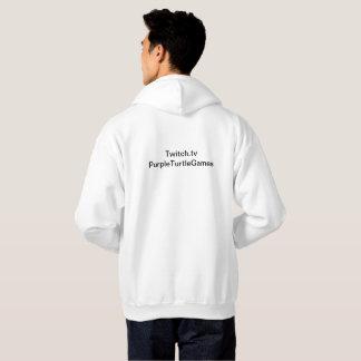 Sweatshirt de logo (couleurs claires)