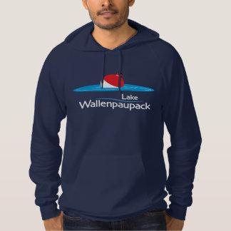 Sweatshirt de pêche de Wallenpaupack de lac