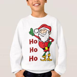 Sweatshirt de Père Noël pour des enfants - Père