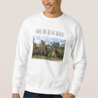 Sweatshirt de plage