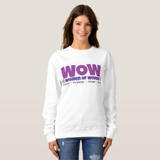 Sweatshirt de wow