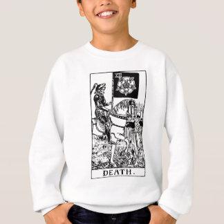Sweatshirt Death de tarot '