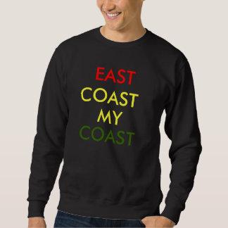 Sweatshirt d'encolure ras du cou de Bmx de Côte