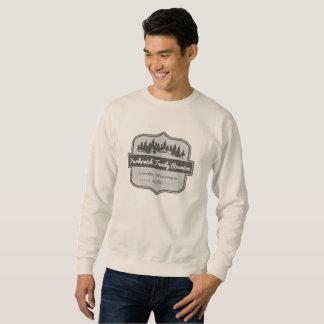 Sweatshirt d'encolure ras du cou de la Réunion de