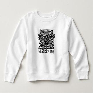 "Sweatshirt d'enfant en bas âge ""de garçon de"