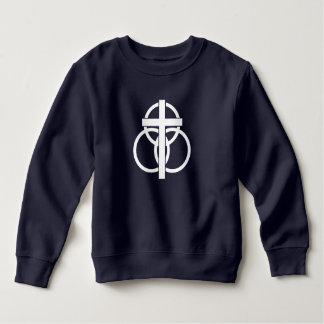 Sweatshirt d'enfant en bas âge : Logo moderne