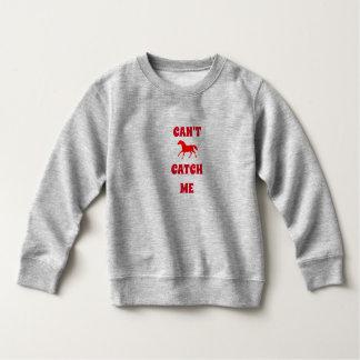 Sweatshirt d'enfant en bas âge pour l'amant de
