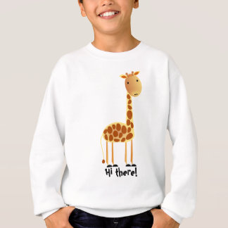 Sweatshirt d'enfants de taches