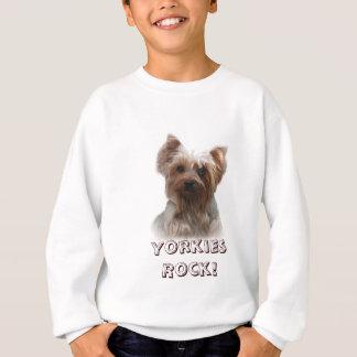 Sweatshirt d'enfants de Yorkshire Terrier