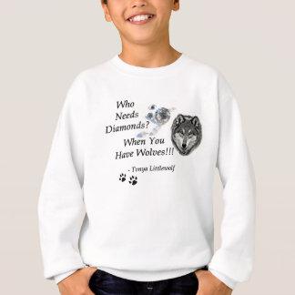 Sweatshirt d'enfants - sanctuaire de montagne de