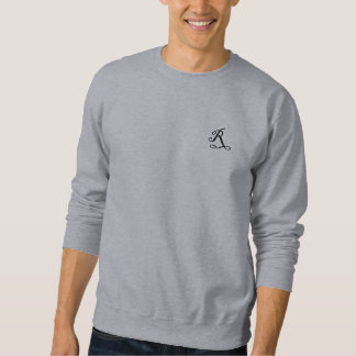 Sweatshirt Dessus longtemps gainé romain d'Attridge