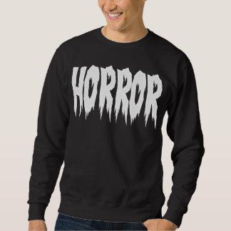 Sweatshirt d'horreur