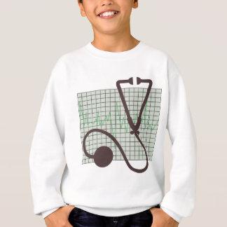 Sweatshirt Diagramme médical
