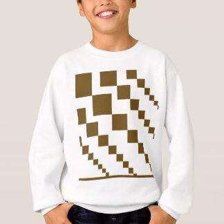 Sweatshirt Diamants descendants de Brown