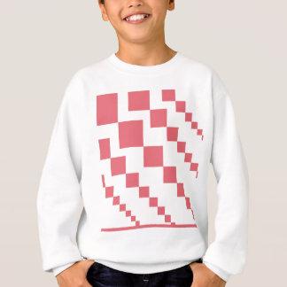 Sweatshirt Diamants descendants de corail