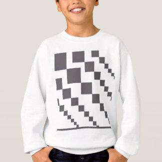 Sweatshirt Diamants descendants gris