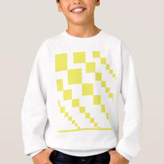 Sweatshirt Diamants descendants jaunes