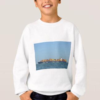 Sweatshirt Dignité du nord de navire porte-conteneurs