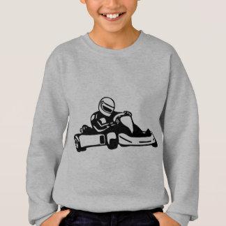 Sweatshirt Disparaissent l'emballage de kart